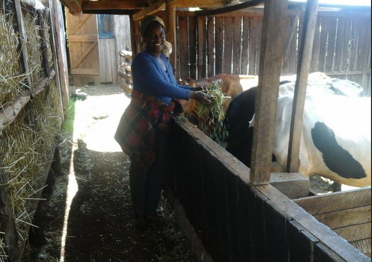 Sponsored by Quest through Kiva: Judith in Kenya