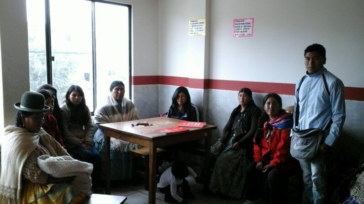 Sponsored by Quest through Kiva: Violetas Group from Bolivia
