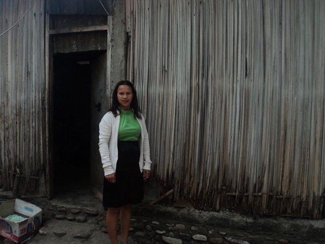 Sponsored by Quest through Kiva: Milena from Timor-Leste.
