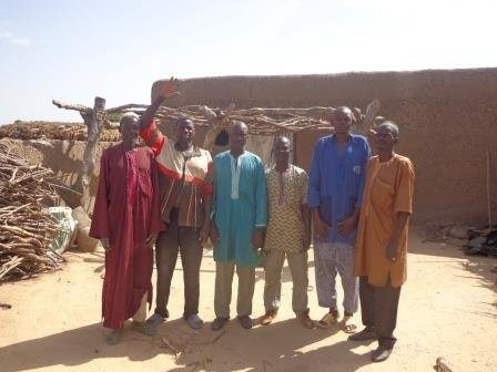 Sponsored by Quest through Kiva: Benkadi No.li Group from Mali.