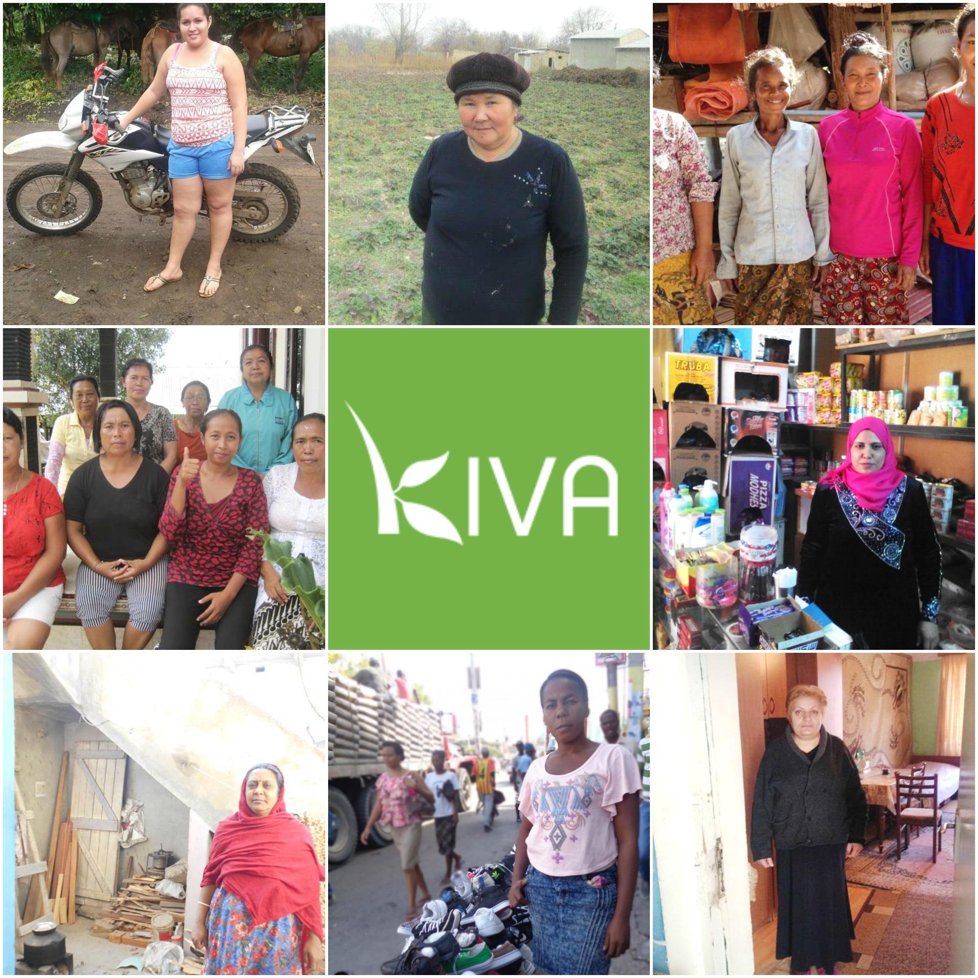 Kiva February 2016 Quest