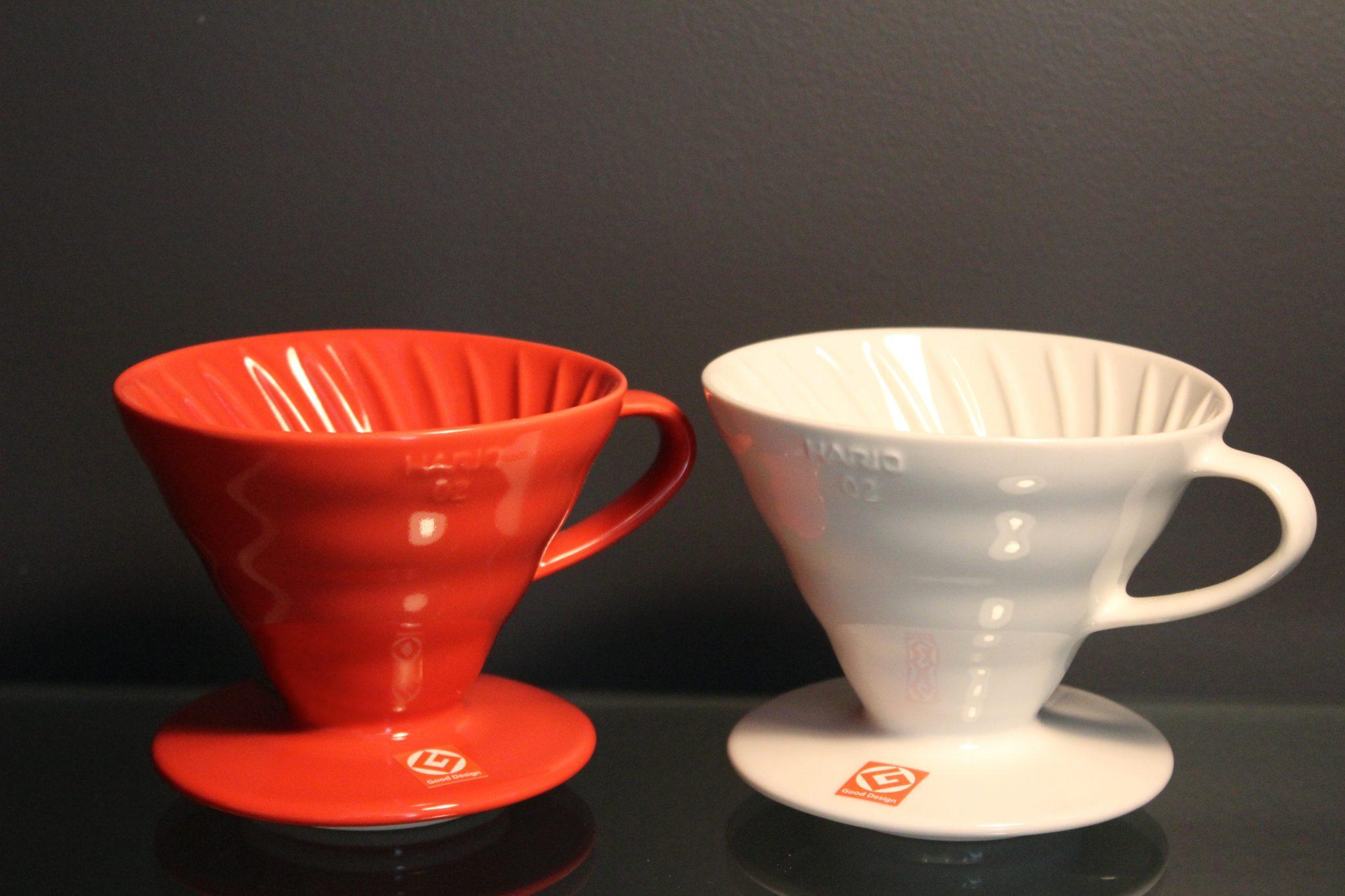 Hario V60 Ceramic Drippers, VD-02