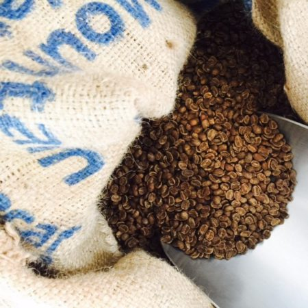 Mountain Water processed Decaf Beans from Mexico. Organic and Rainforest Alliance certified.