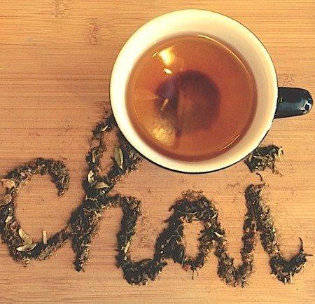 chai organic loose leaf tea
