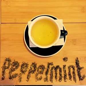 peppermint organic loose leaf tea