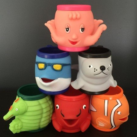 Babyccino Sea Animal Cups