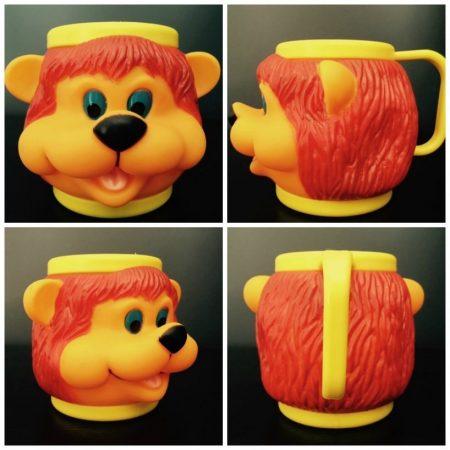 Bear Land Animal Cup