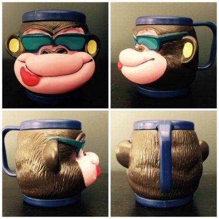 Monkey Land Animal Cup