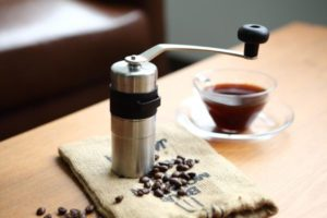 Rhinowares Hand Coffee Grinder