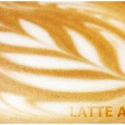 Latte Art Tutorial on a rosetta