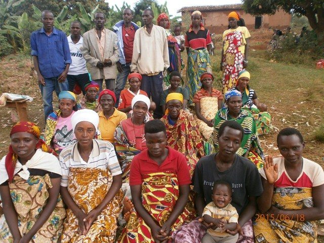 Sponsored by Quest through Kiva: Kenyera Group from Burundi