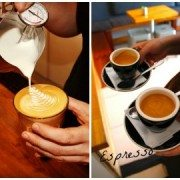 Cappuccino, Latte, Espresso and Affogato made at Quest Coffee Roasters