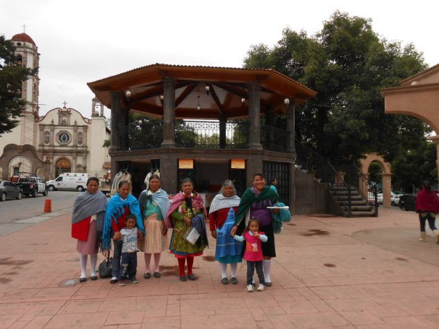 Sponsored by Quest through Kiva: El Arroyo Group from Mexico.