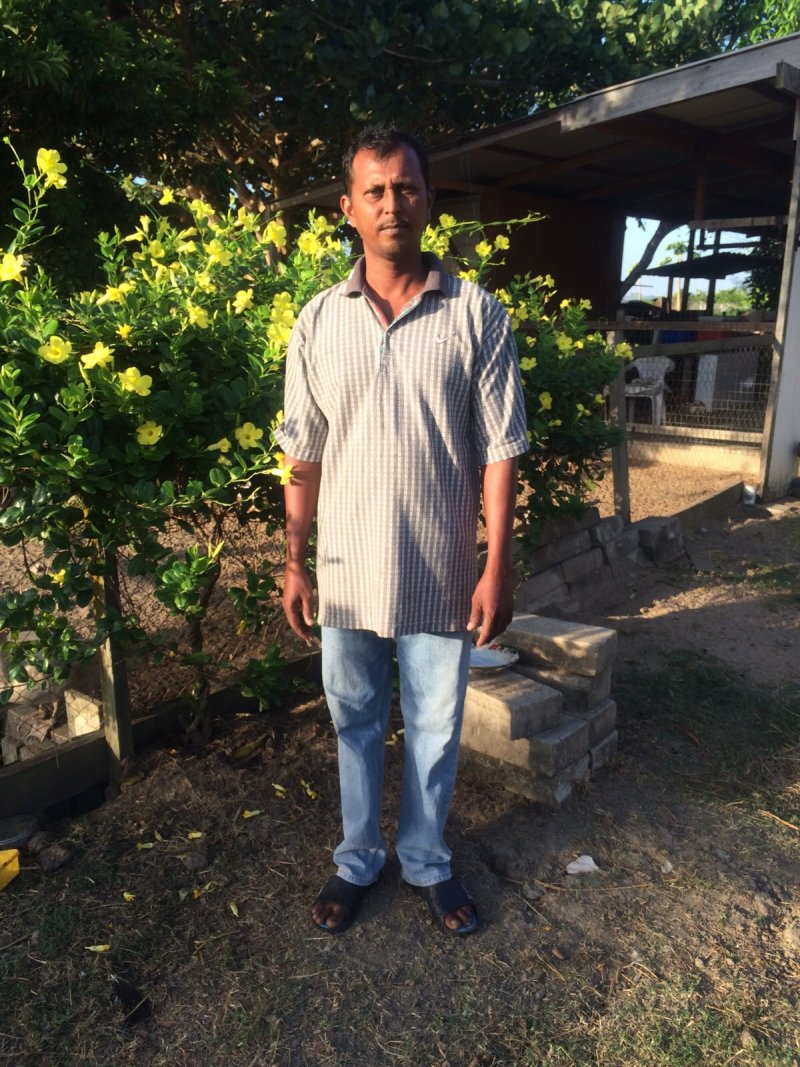 Sponsored by Quest through Kiva: Shailesh from Suriname.