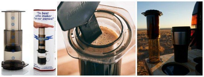 How to brew the perfect AeroPress coffee