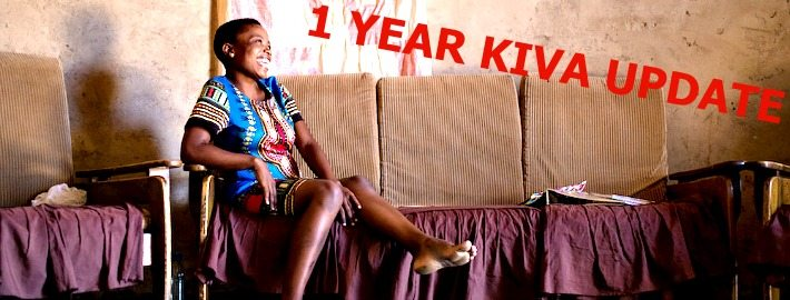 Kiva 1 year udpate Quest Coffee Roasters loans that change lives