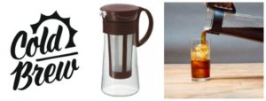 How to brew cold coffee with the Hario Cold Brewer -aka- the Mizudashi