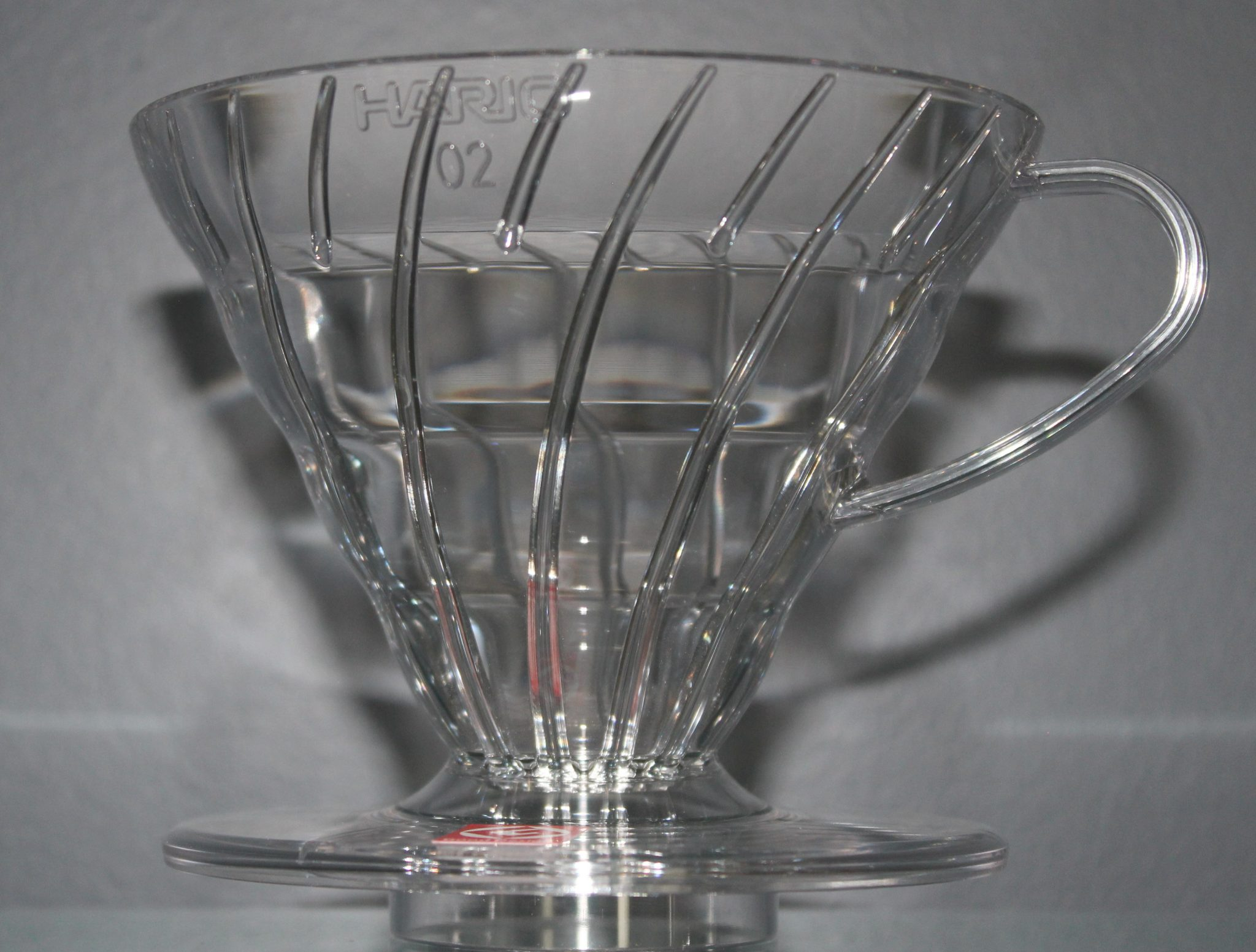 Hario V60 Transparent Dripper, VD-02