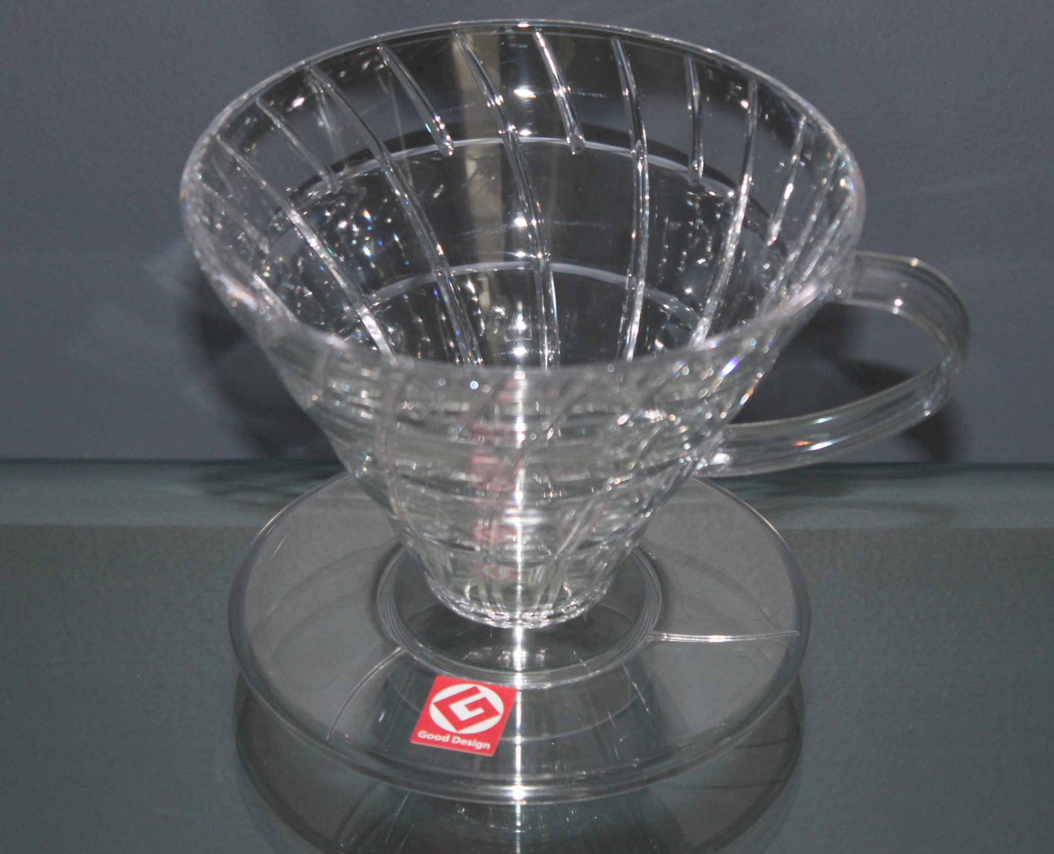 Hario V60 Transparent Dripper, VD-01