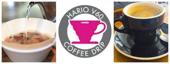 How to make the perfect pour over with Hario V60 Drippers