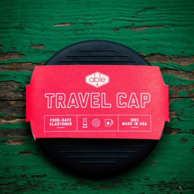 AeroPress Travel Cap