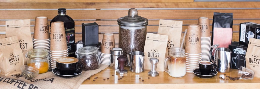 Quest Coffee Roasters - Wholesale