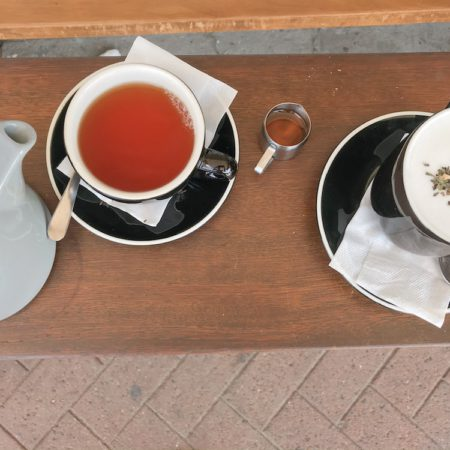 Organic Herbal Tea at Quest Coffee Roasters
