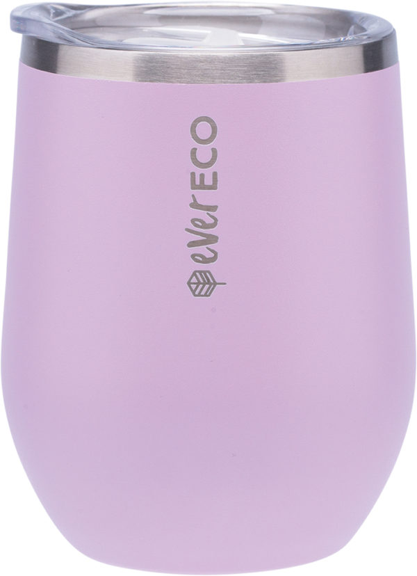 EverEco Byron Bay (Purple) Insulated Tumbler 12oz