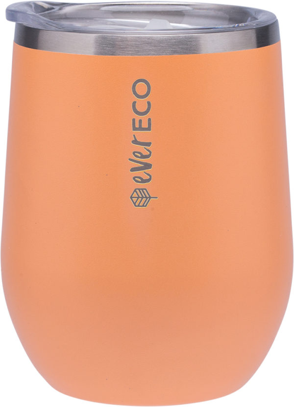 EverEco Los Angeles (Coral) Insulated Tumbler 12oz