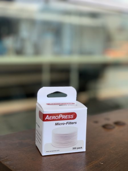 AeroPress Micro-Filters. 350 single use filters per pack