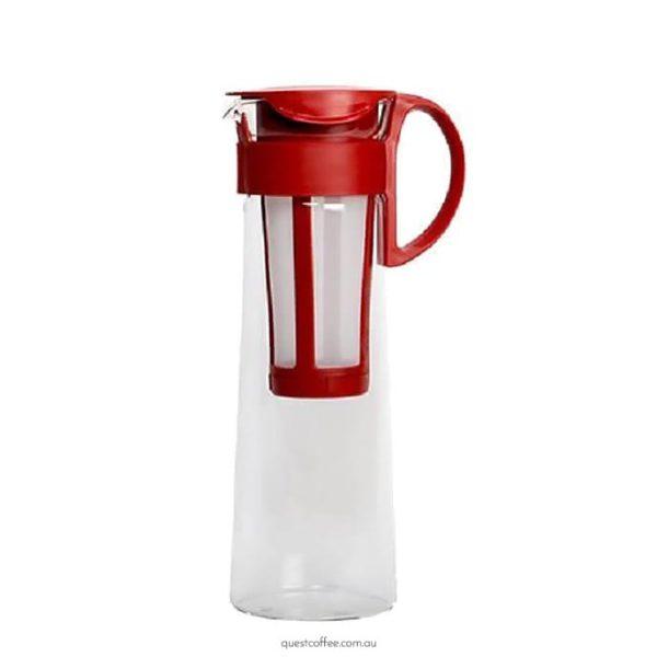 Hario Mizudashi Cold Brew Pot 1L Red