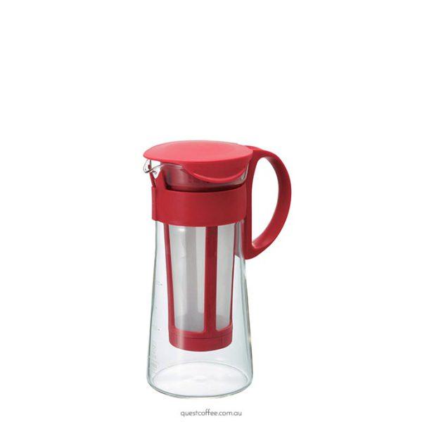 Hario Mizudashi Cold Brew Pot 600mL Red